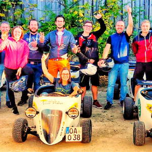 Events bei Hot Rod Fun in Bukarest