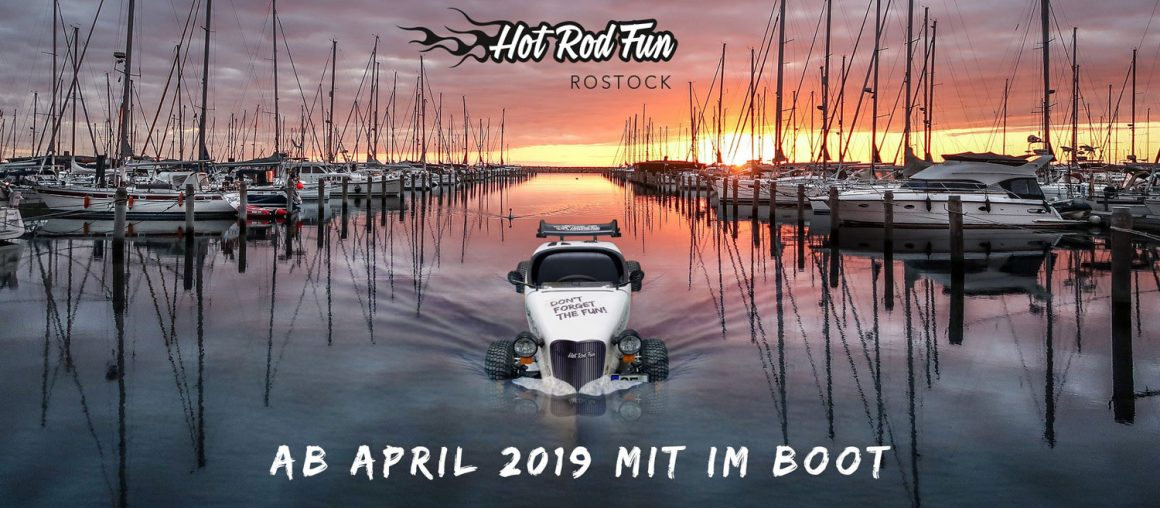 Hot Rod Fun in Rostock: Neue Station an der Ostsee