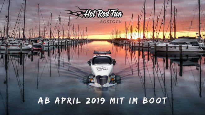 Hot Rod Fun in Rostock: Neue Station an der Ostsee
