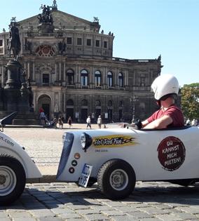 Neue Station in Dresden - Die Hot Rods erobern Sachsen
