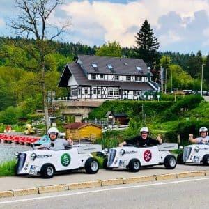 Stuttgart mit der Hot Rod Fun Tour entdecken