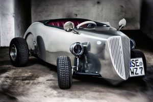 Hot Rod Fun - Power mit einem 1-Zylindermotor