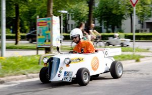 Motorsport mit Hot Rod Fun.