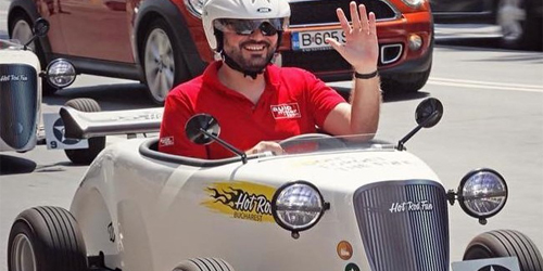 Bukarest Special Tours mit Hot Rod Fun