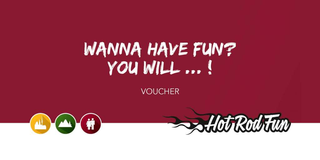 Voucher Hot Rod Fun